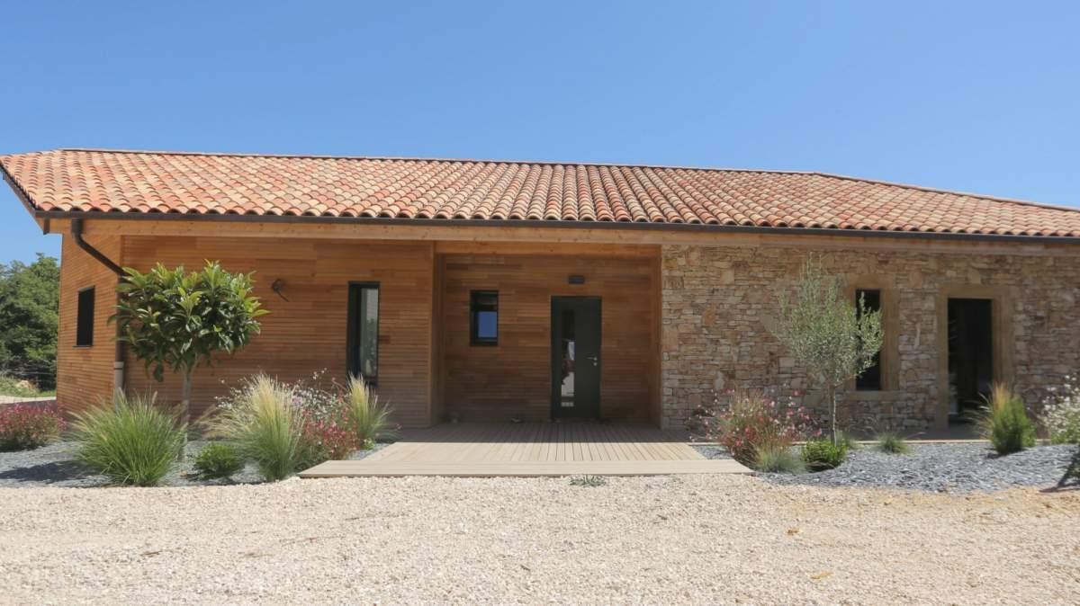 Maison d architecte en bois contemporaine maison moderne for Architecte maison bois contemporaine