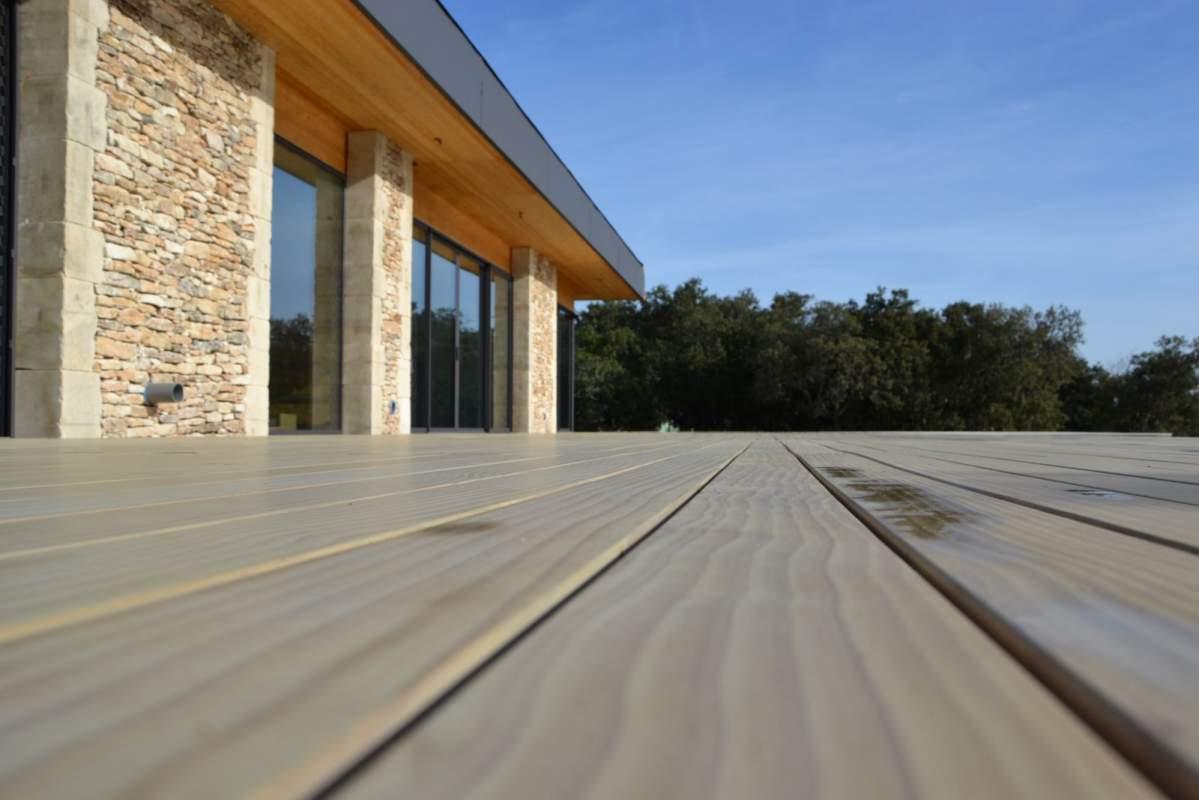 Combien co te la construction d 39 une maison ou extension ossature bois constructeur de - Combien de temps construction maison ...