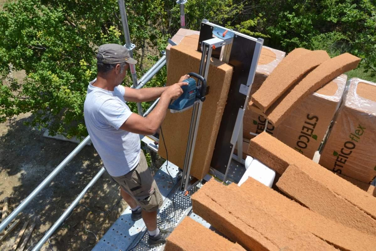 Bois pour maison ossature bois pompe chaleur pour - Application pour faire des plans de maison ...