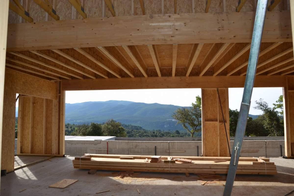 Je Veux Construire Une Maison Bois En Provence Constructeur De