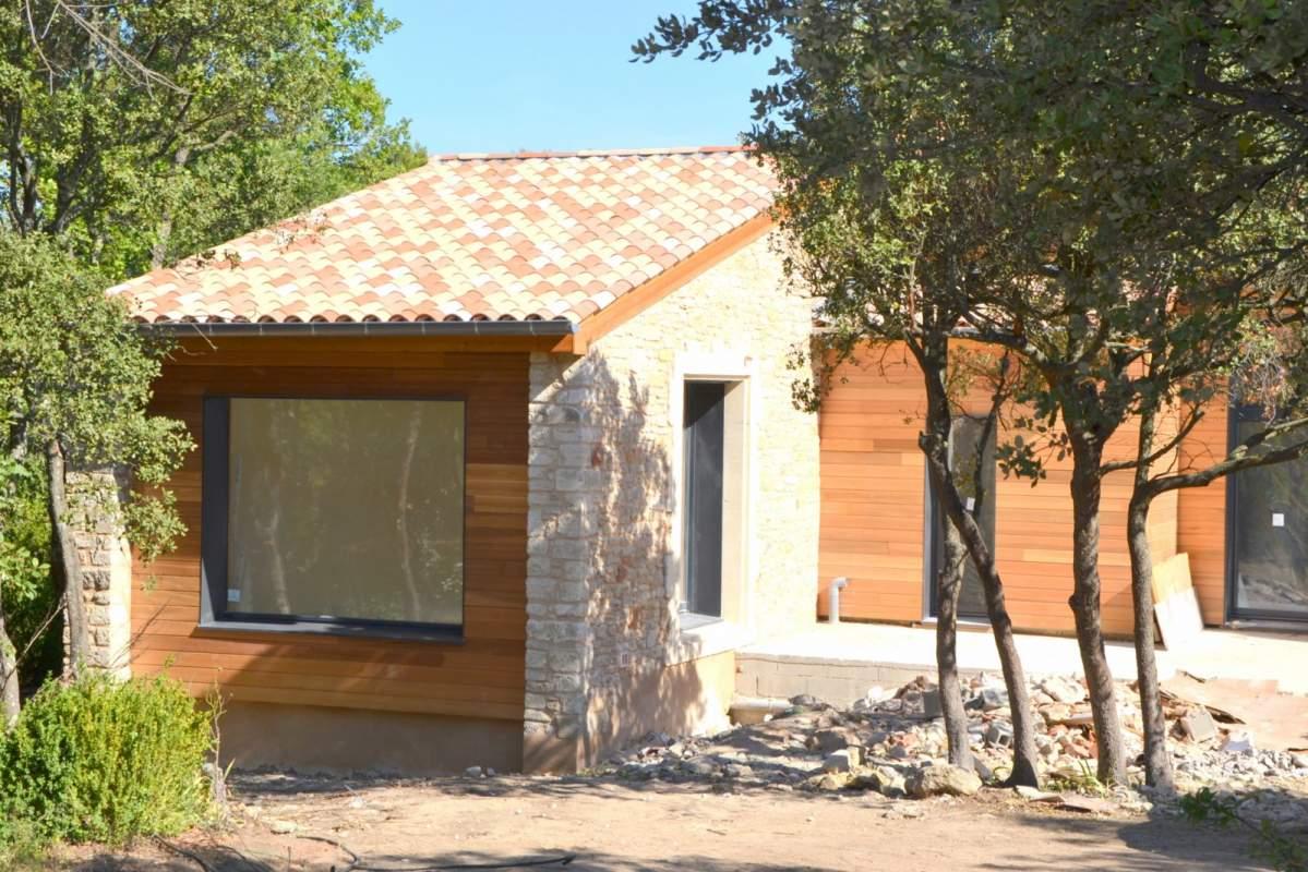 ... Construction De Maison Du0027Architecte à Lu0027Isle Sur La Sorgue ...