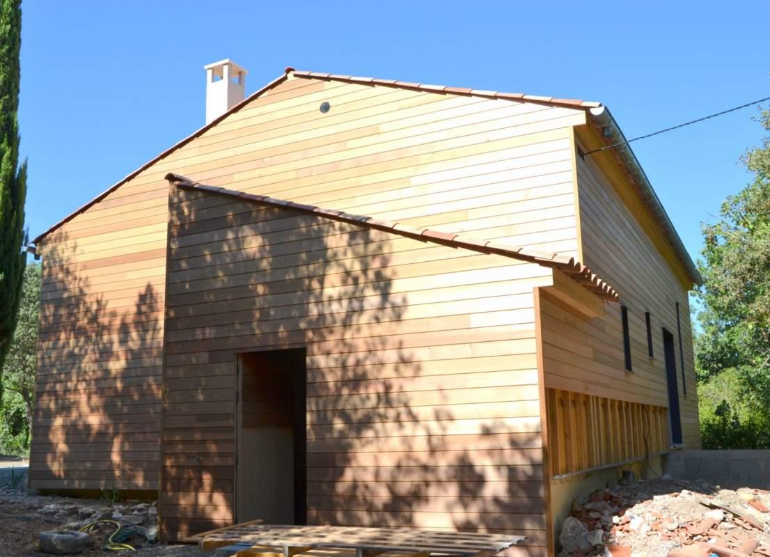 recherche un artisan pour construire ma maison en bois en vaucluse et provence constructeur de. Black Bedroom Furniture Sets. Home Design Ideas