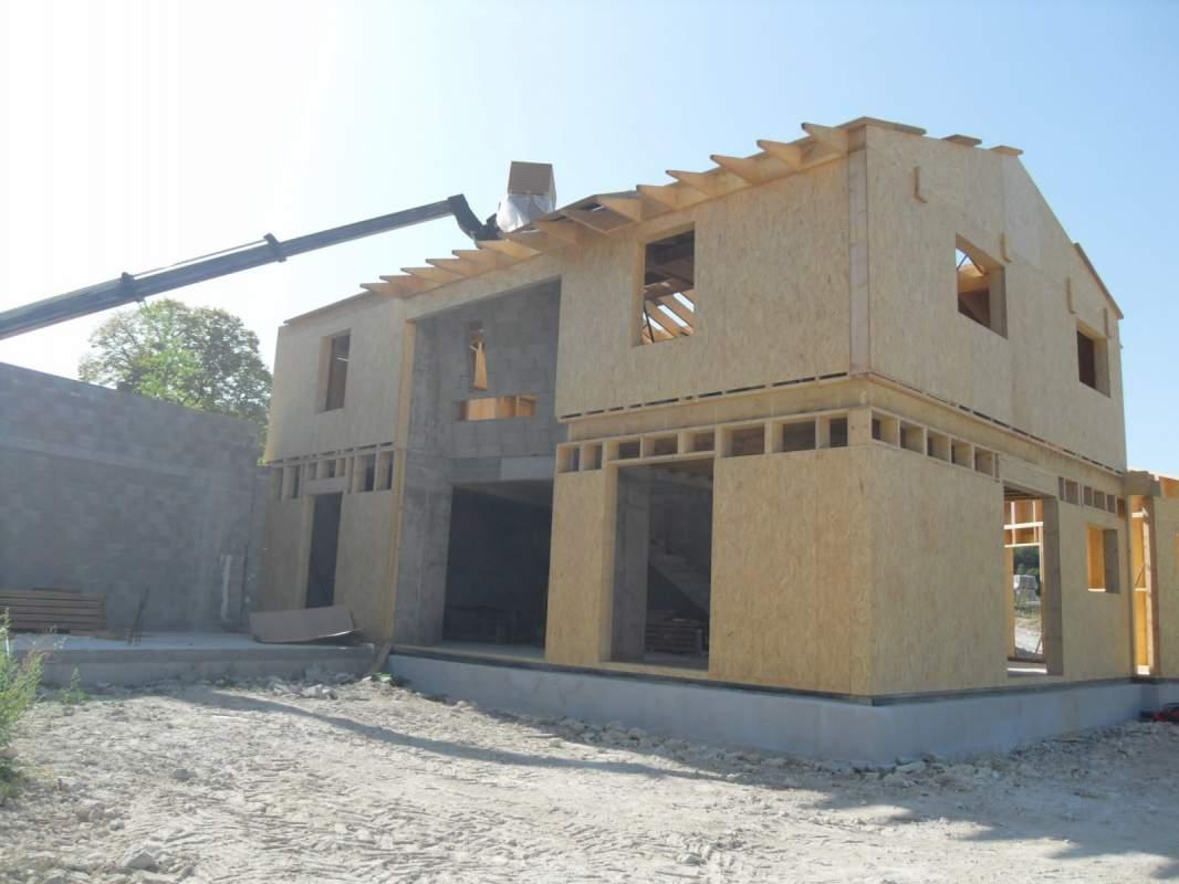 Construction D 39 Un Atelier D 39 Architecture Et D 39 Une Maison