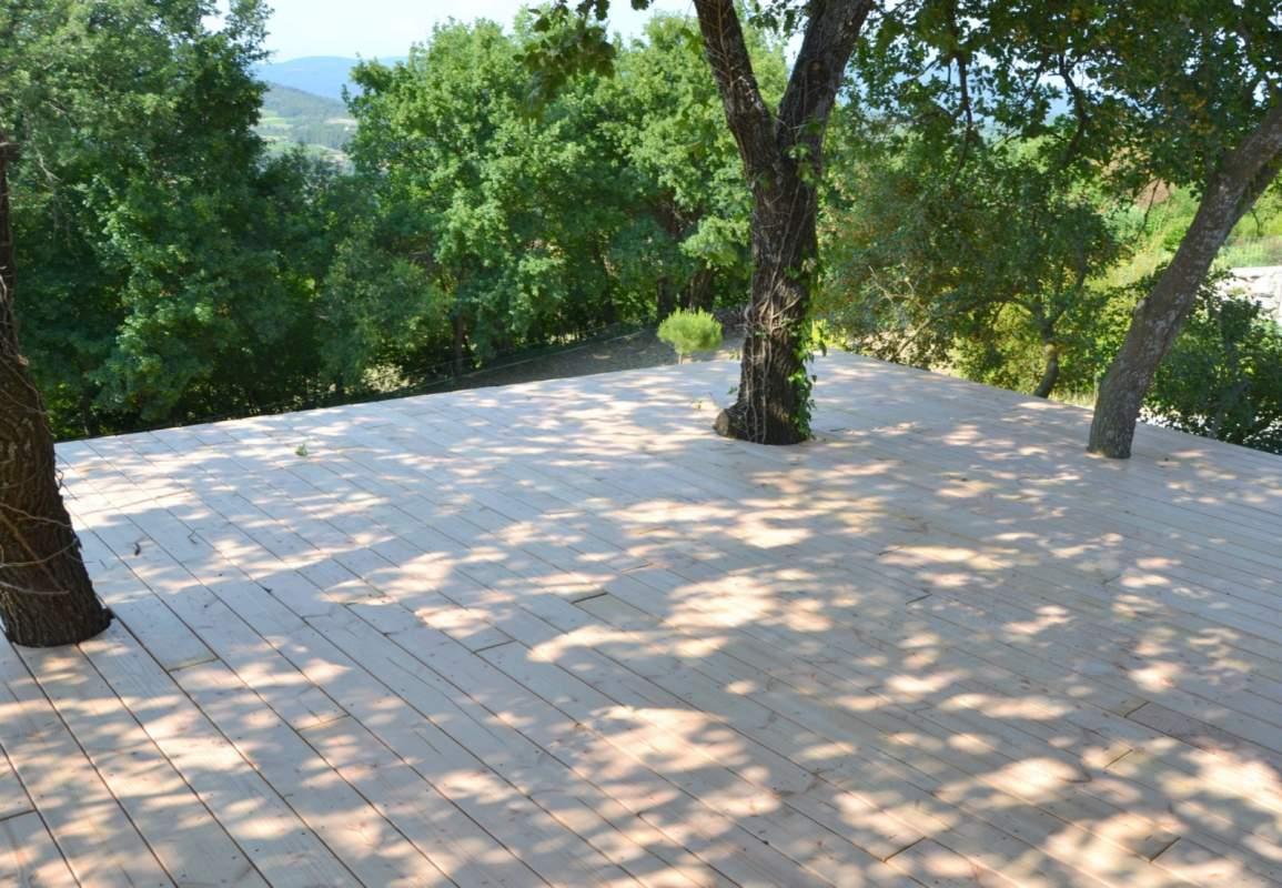 Construction dune terrasse bois en Vaucluse (84)  Constructeur de
