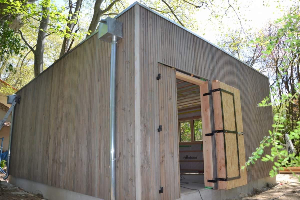 Cr ateur de module bois ou eco lodge manosque constructeur de maisons co - Module de construction ...