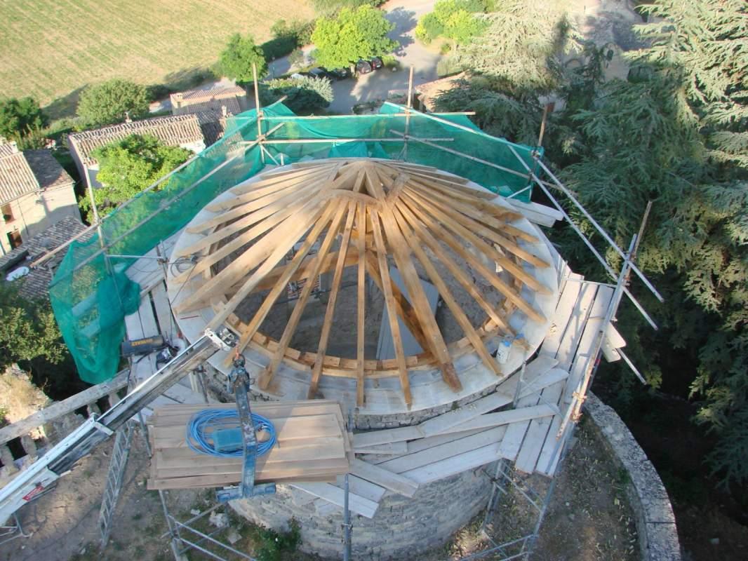 Réhabilitation et rénovation de mas en Provence  Constructeur de maisons éco