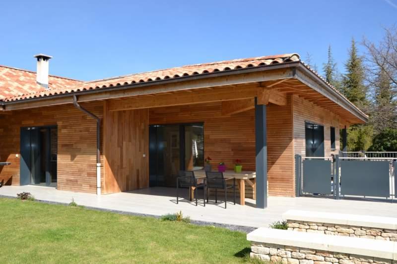 recherche un artisan pour construire ma maison en bois en vaucluse et provence - Metier Pour Construire Une Maison