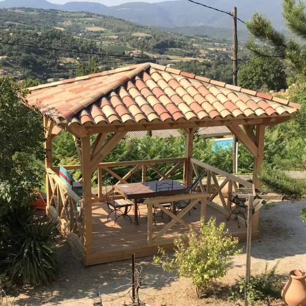 faire construire sa maison ossature bois par un artisan ... - Faire Construire Sa Maison Par Des Artisans