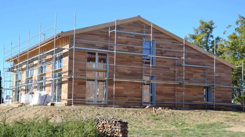 fabricant de maison ossature bois bioclimatique cavaillon 84 constructeur de maisons. Black Bedroom Furniture Sets. Home Design Ideas