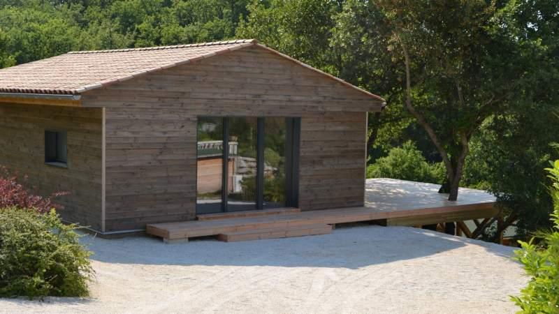 Artisan constructeur de maison à ossature bois à Apt en vaucluse