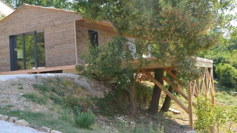 Terrasse bois vaucluse diverses id es de for Constructeur piscine vaucluse