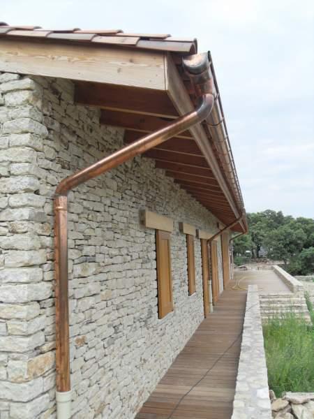 faire construire sa maison avec charpente apparente au coeur de la ... - Faire Construire Sa Maison Par Des Artisans